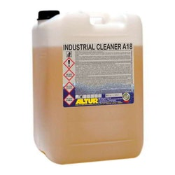 INDUSTRIAL CLEANER A18 25kg