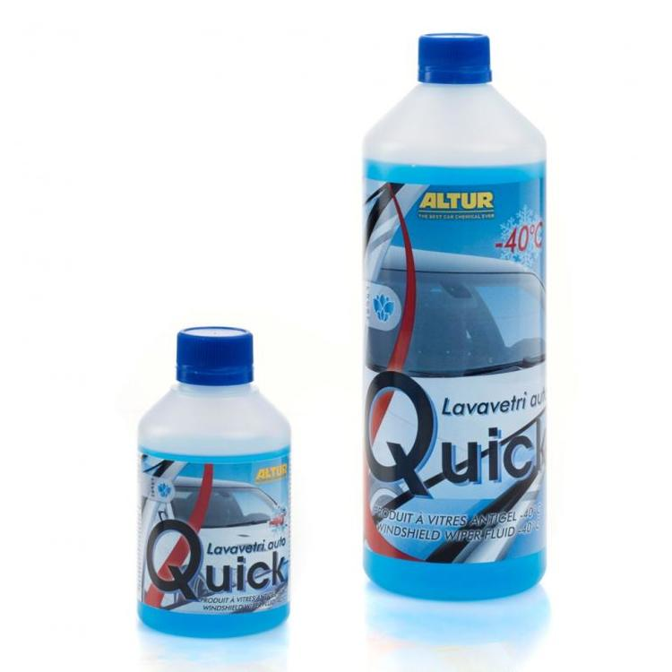 QUICK -40°C concentrated, for winter 220kg