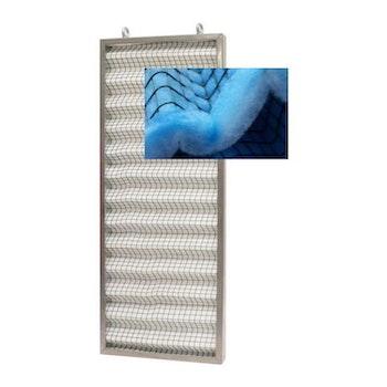 CELLE FILTRANTI CPO/PF3 - TELAIO INOX