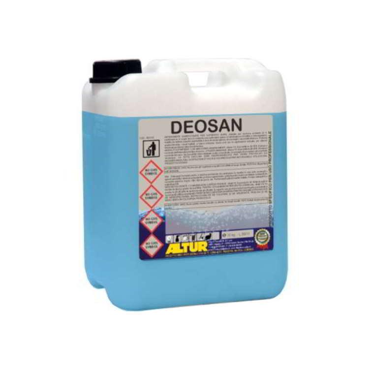 DEOSAN sanitizer for tiled surfaces and WC 25kg