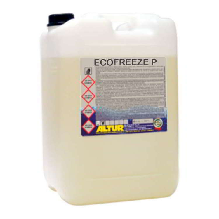 ECOFREEZE P trasparente / transparent 25kg