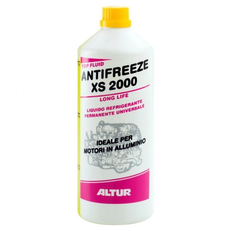 ANTIFREEZE XS2000 G12 GIALLO -40°C / yellow 25kg