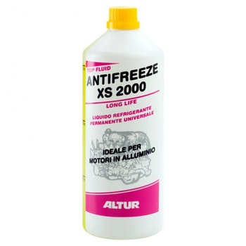 ANTIFREEZE XS2000 G12 GIALLO -40°C / yellow