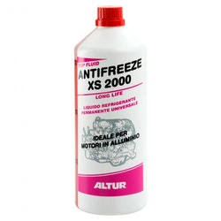 ANTIFREEZE XS2000 G12 ROSSO / red 220kg