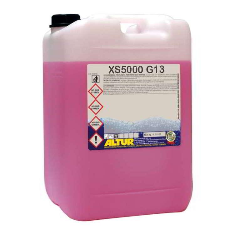 ANTIFREEZE XS5000 G13 rosa / pink 4kg