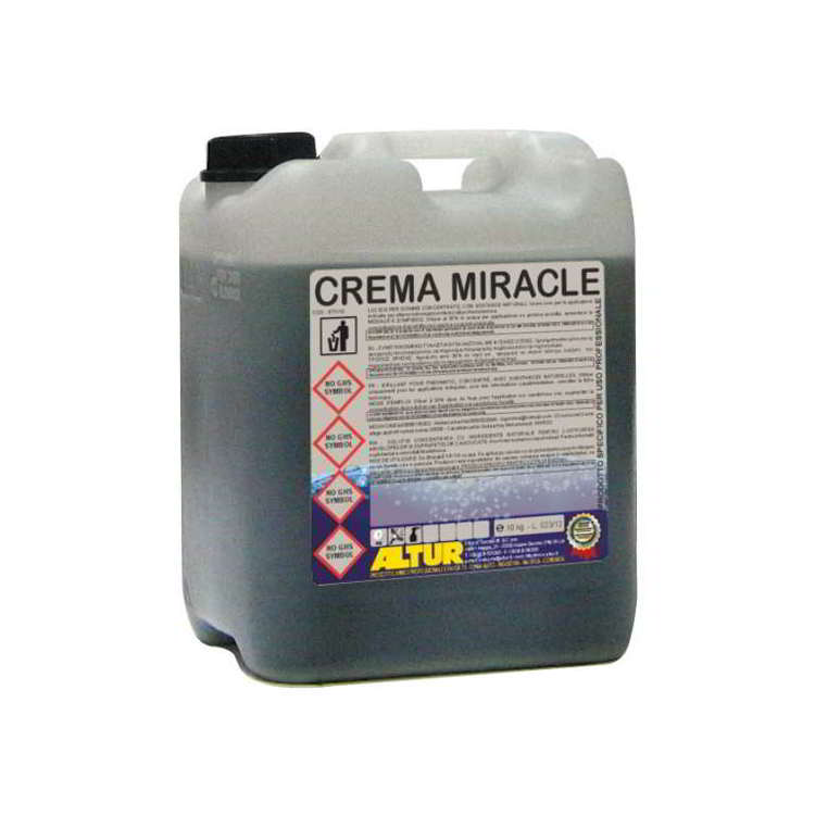 CREMA LAVAMANI MIRACLE hd liquid soap 10kg