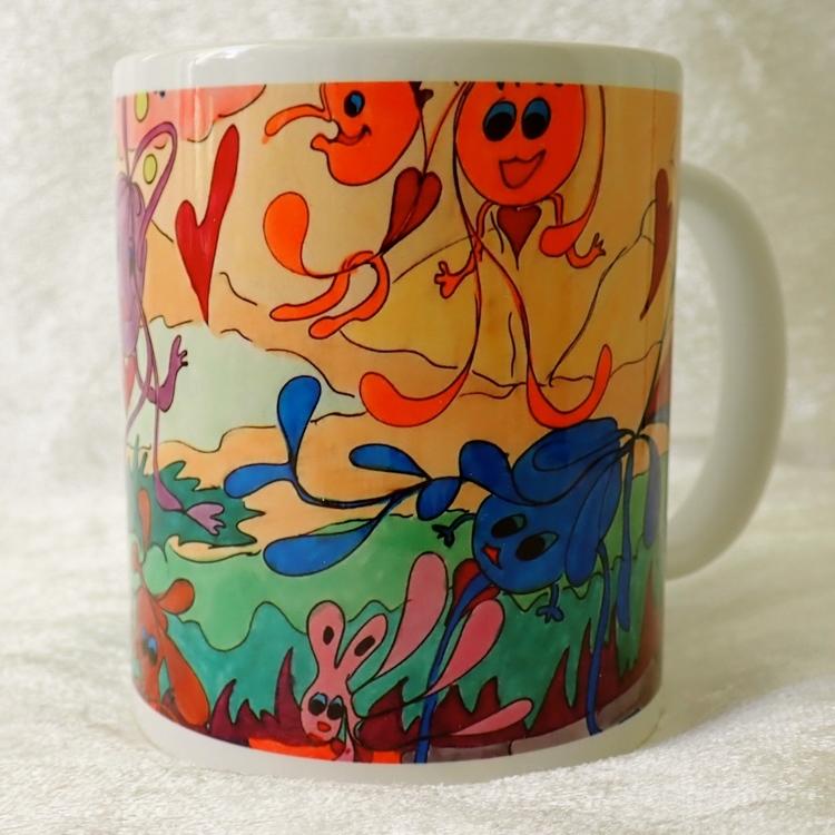 Mug Dancing