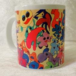 Mug Puzzle -Limited edition