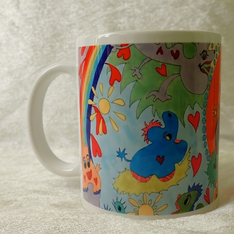 Mug Happy - limited edition