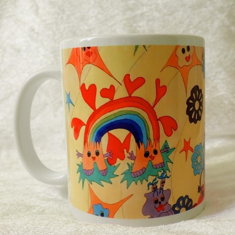 Mug Rainbow