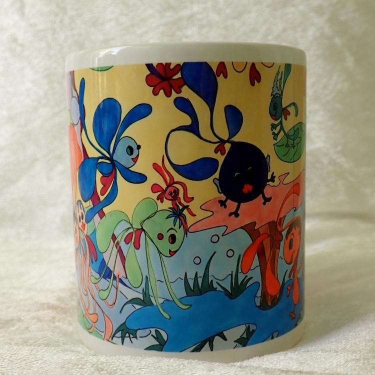 Mug Fairytale - Limited edition