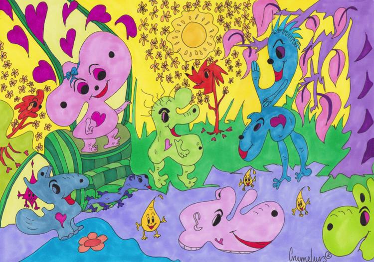 Print Pink Play