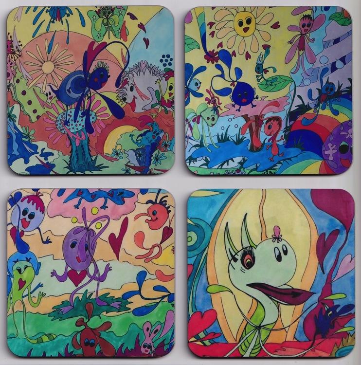 Coasters Happy Land