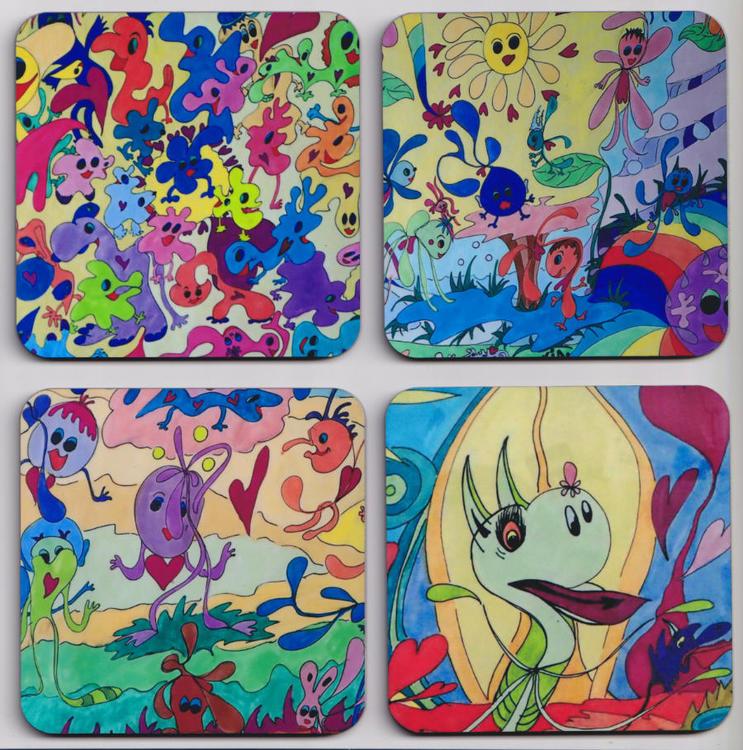 Coasters Hello World
