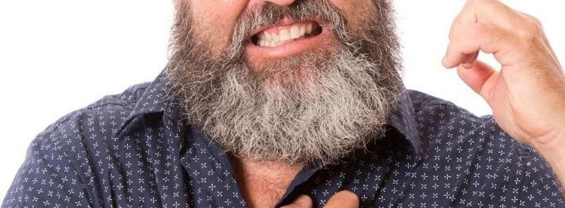 Tips mot kliande skägg och skäggmjäll