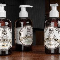 Mr Bear Family Beard Wash Wilderness