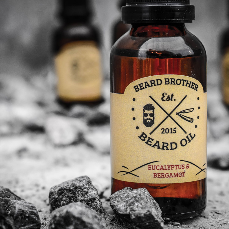 Beard Brother Beard Oil After 8