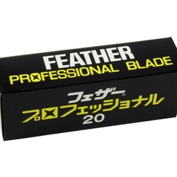 Feather Professional Blade 20-pack