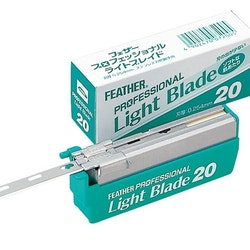 Feather Light Blade 20-pack