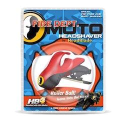 HeadBlade Razor Moto Fire Dept