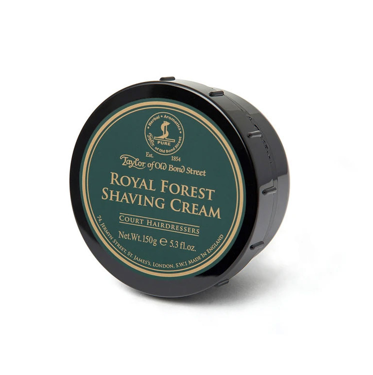 Taylor of Old Bond Street Royal Forest Shaving Cream Bowl 150 g