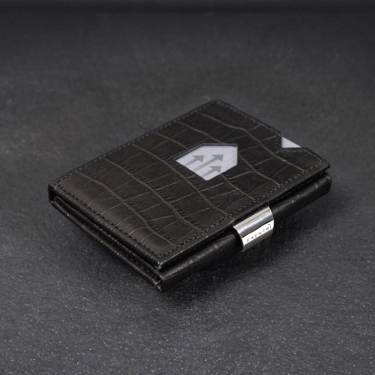 Exentri Wallet Caiman Black