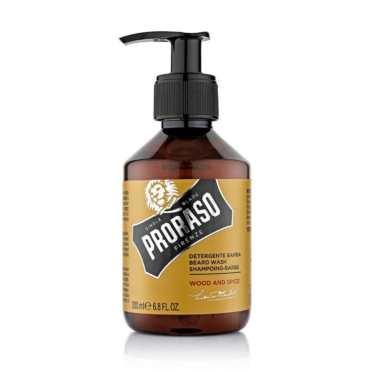 Proraso Beard Wash Wood & Spice