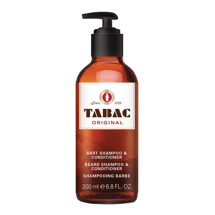 Tabac Original Beard Shampoo & Conditioner