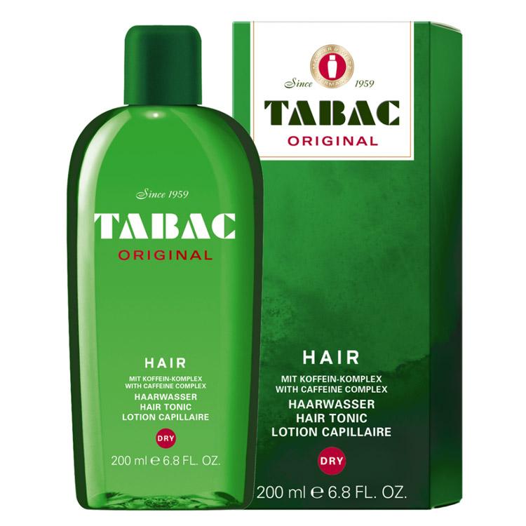 Tabac Original Hair Lotion Dry, Klassiskt hårvatten utan olja för normalt hår.
