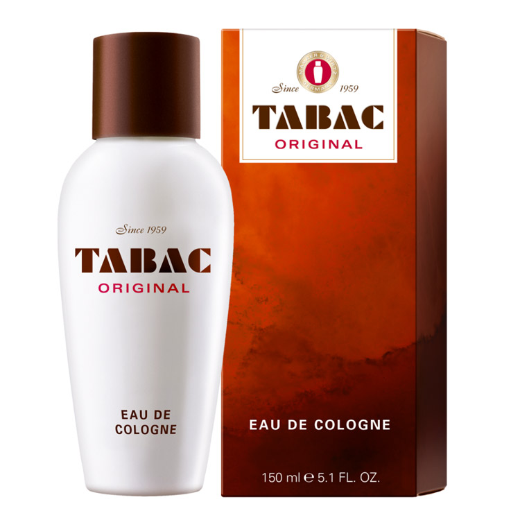 Tabac Original Eau de Cologne, En klassisk Cologne i Tabac Original signaturdoft.