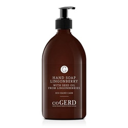 c/o Gerd Lingonberry Hand Soap 500 ml