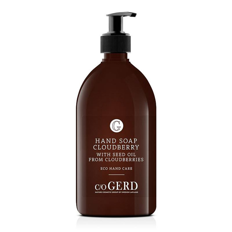 c/o Gerd Cloudberry Hand Soap 500 ml