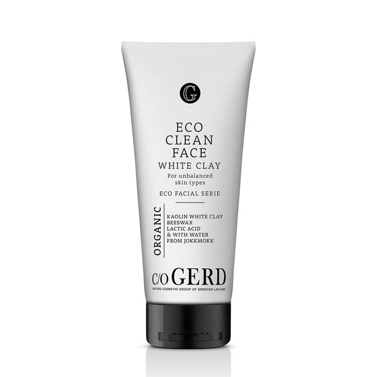 c/o Gerd Clean Face White Clay 200 ml