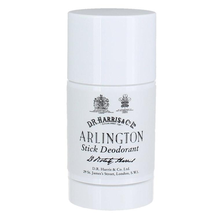 D.R. Harris Arlington Deodorant Stick, En alkoholfri deodorant med den fräscha doften av Arlington. Perfekt för känslig hud!