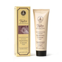 Taylor of Old Bond Street Sandalwood Shaving Cream Tube 75 ml