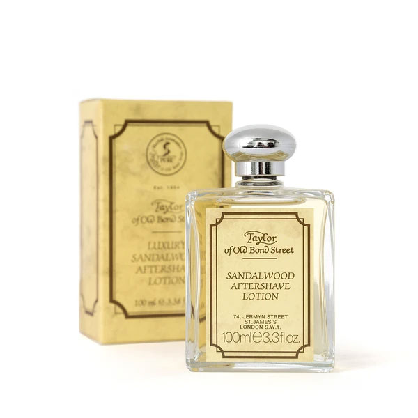 Taylor of Old Bond Street Sandalwood Aftershave Lotion 100 ml