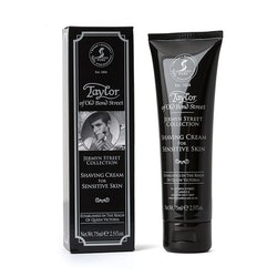 Taylor of Old Bond Street Jermyn Street Shaving Cream Tube 75 ml