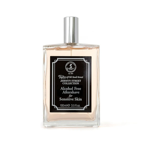 Taylor of Old Bond Street Jermyn Street Aftershave Lotion 100 ml, Ett alkoholfritt rakvatten speciellt utformad för känslig hud.