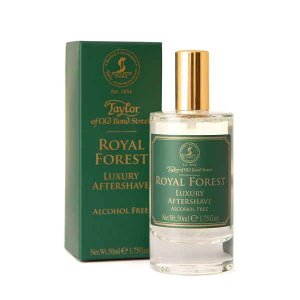 Taylor of Old Bond Street Royal Forest Aftershave Lotion