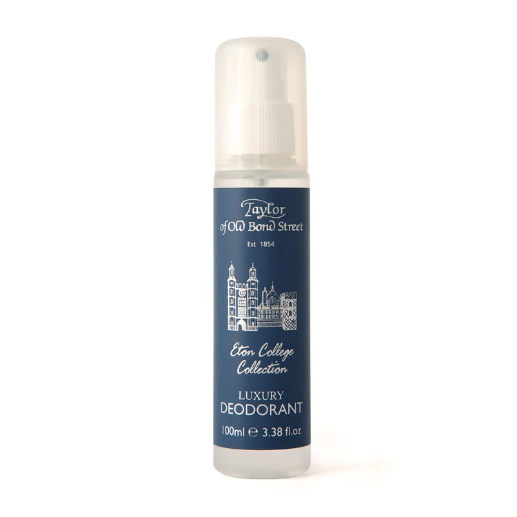 Taylor of Old Bond Street Eton College Deodorant Spray