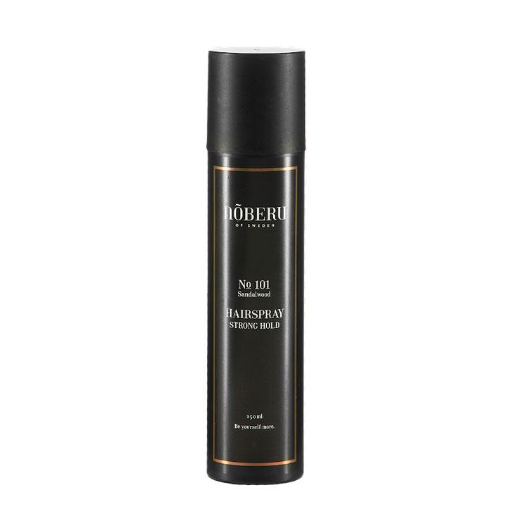 Nõberu of Sweden Hairspray Strong Hold Sandalwood 250 ml
