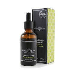 Edwin Jagger Conditioning Beard Oil Limes & Pomegranate