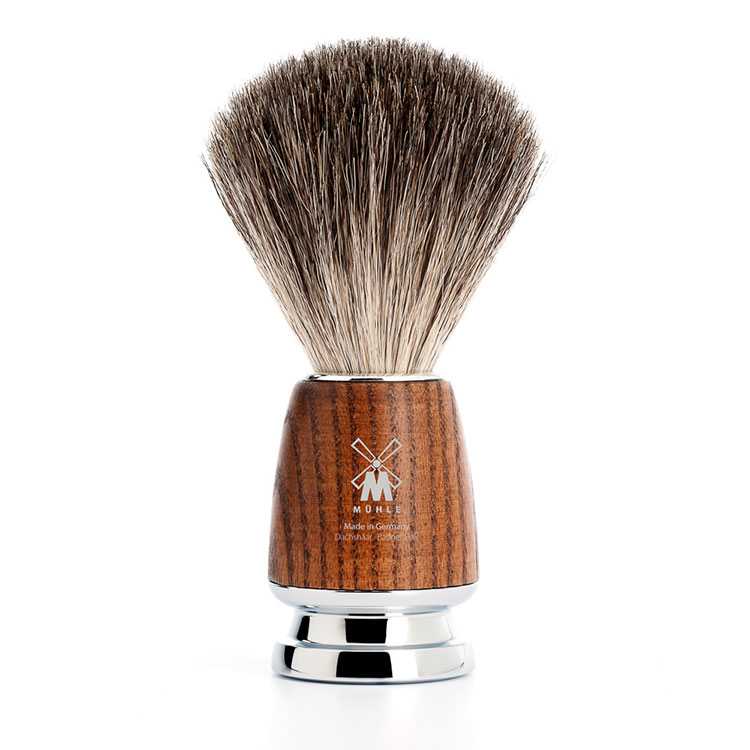 Mühle Rytmo Rakborste Ask Pure badger