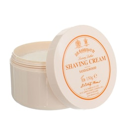 D.R. Harris Sandalwood Shaving Cream Bowl