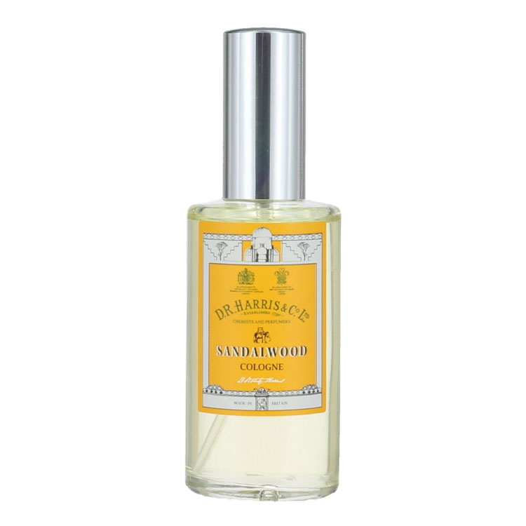 D.R. Harris Sandalwood Cologne 50 ml
