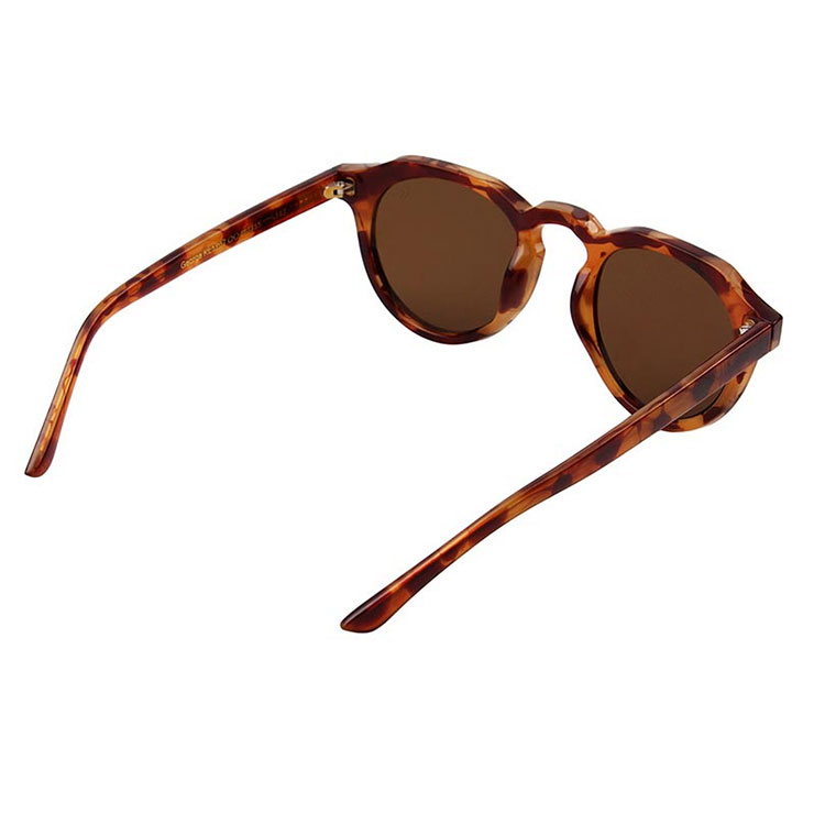 A.Kjaerbede Solglasögon George Light Demi Brown
