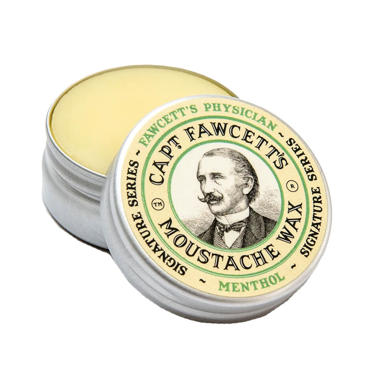 Captain Fawcett Physician Menthol Moustache Wax