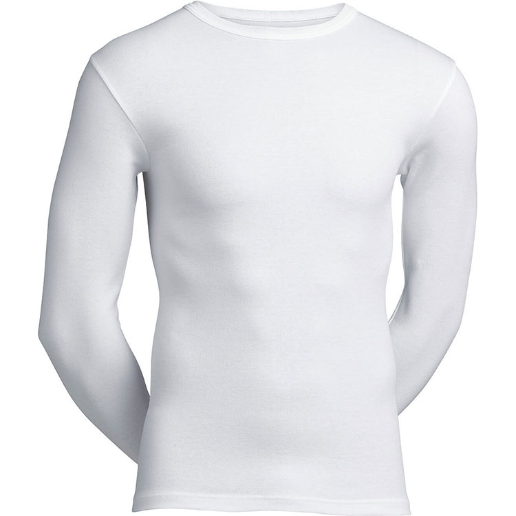 Resteröds Classic Long Sleeves Vit