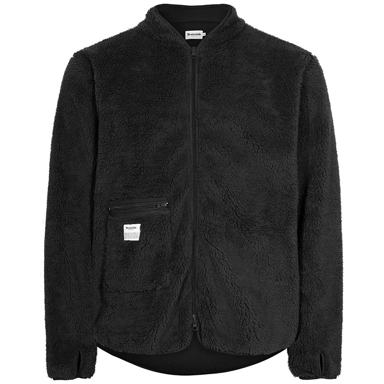 Resteröds Original Fleece Jacket Black