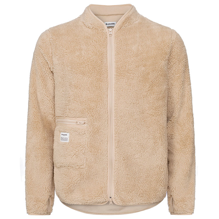 Resteröds Original Fleece Jacket Beige